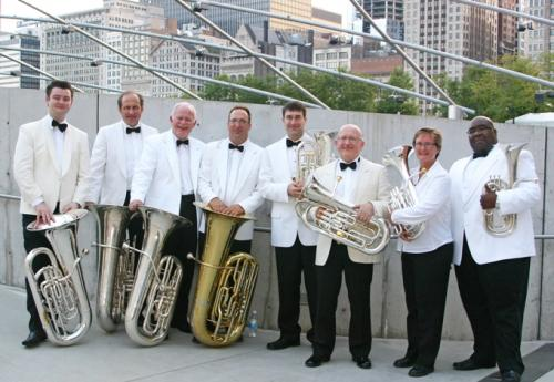 BBBC low brass section - 20080819163626.jpg